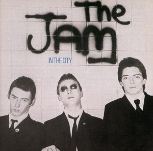 vinyl LP THE JAM In The City