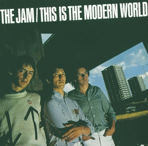 vinyl LP THE JAM This is the Modern World