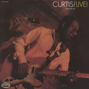 vinyl 2LP CURTIS MAYFIELD CURTIS/LIVE! (EXPANDED)