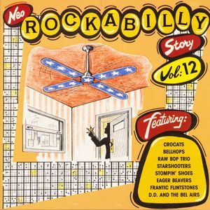 vinyl LP Neo Rockabilly Story vol 12