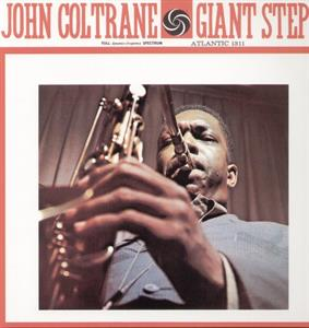 vinyl LP John Coltrane ‎Giant Steps