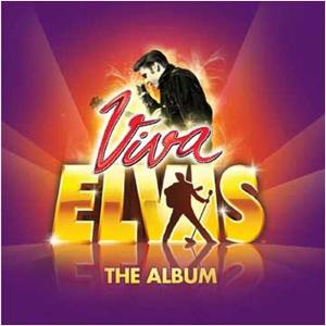 vinyl LP ELVIS PRESLEY VIVA ELVIS - THE ALBUM