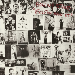 vinyl 2LP ROLLING STONES Exile On Main Street  (halfspeed mastered)