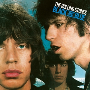 vinyl LP ROLLING STONES Black and Blue  (halfspeed mastered)