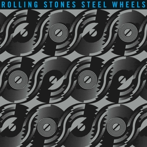 vinyl LP ROLLING STONES Steel Wheels (halfspeed mastered)