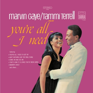 vinyl LP Marvin Gaye Tammi Terrell You're All I Need