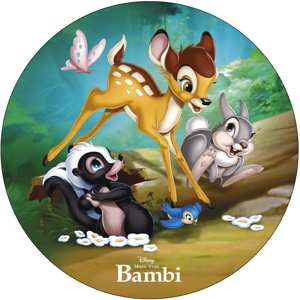 vinyl LP OST Music From Bambi (Picture Disc)