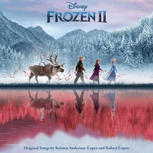 vinyl LP OST Frozen 2