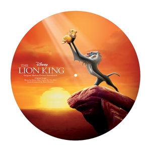 vinyl LP OST Lion King (Picture Disc)