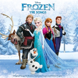 vinyl LP OST Songs From Frozen (Picture Disc)