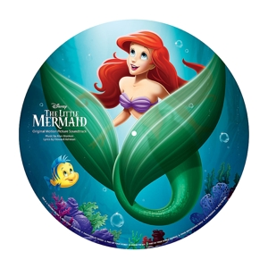 vinyl LP OST Little Mermaid (Picture Disc)