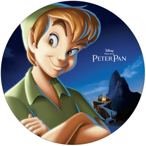 vinyl LP OST Music From Peter Pan (Picture Disc)