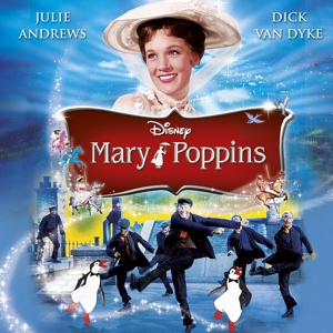 vinyl 2LP OST Mary Poppins