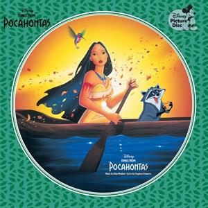 vinyl LP OST Songs From Pocahontas (Picture Disc)