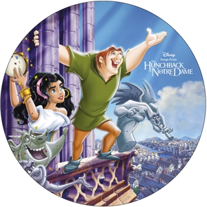 vinyl LP OST Songs From the Hunchback of the Notre Dame (Picture Disc)