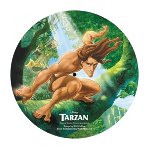 vinyl LP OST Phil Collins & Mark Mancina Tarzan (Picture Disc)