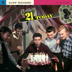vinyl LP Cliff Richard 21 Today