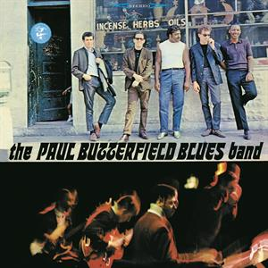 vinyl LP THE PAUL BUTTERFIELD BLUES BAND THE PAUL BUTTERFIELD BLUES BAND
