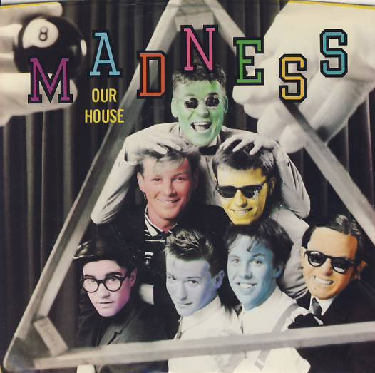 "vinyl 7""SP MADNESS Our House"