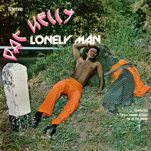 vinyl LP Pat Kelly ‎Lonely Man