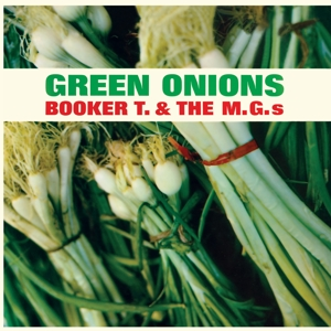 vinyl LP Booker T. & The M.G.s Green Onions