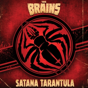 vinyl LP THE BRAINS Satana Tarantula