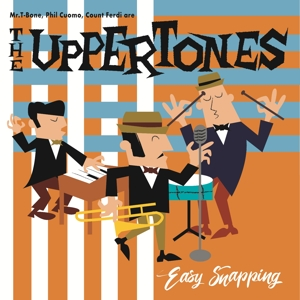 vinyl LP The Uppertones Easy Snapping