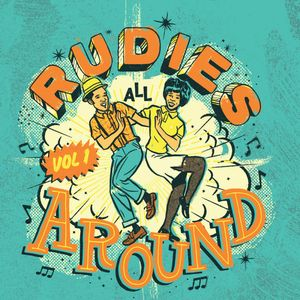 vinyl LP Various Rudies All Around Vol. 1