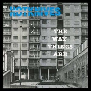 vinyl LP Hotknives The Way Things Are