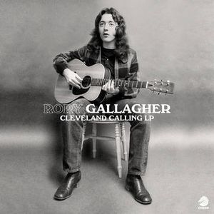 vinyl LP Rory Gallagher Cleveland Calling