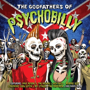 vinyl 2LP Various Godfathers of Psychobilly