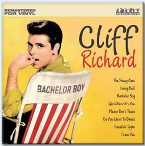 vinyl LP Cliff Richard Bachelor Boy