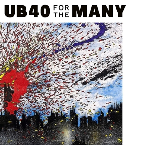 vinyl LP UB40 For The Many
