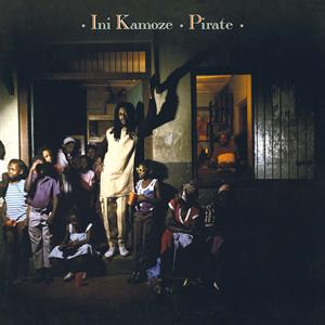 vinyl LP INI KAMOZE PIRATE