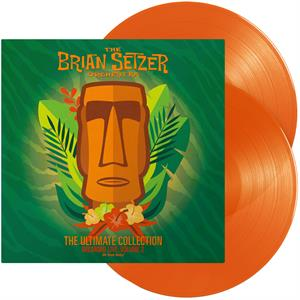 vinyl 2LP Brian Setzer Orchestra Ultimate Collection Vol.2