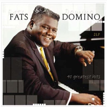 vinyl 2LP FATS DOMINO 40 Greatest Hits
