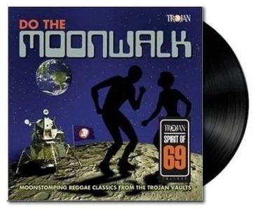vinyl LP TROJAN V/A Do The Moonwalk