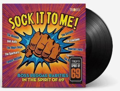 vinyl LP TROJAN V/A  Sock It To Me! Boss Reggae Rarities In The Spirit Of 69