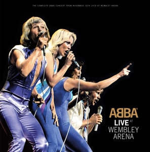 vinyl 3LP Abba Live At Wembley (Halfspeed mastered)