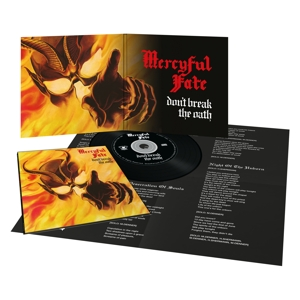 vinyl LP Mercyful Fate ‎Don't Break The Oath