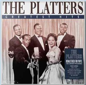 vinyl LP The Platters Smoke Gets In Your Eyes