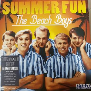 vinyl LP The Beach Boys Summer Fun