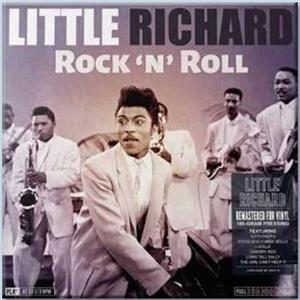 vinyl LP LITTLE RICHARD ROCK 'N' ROLL