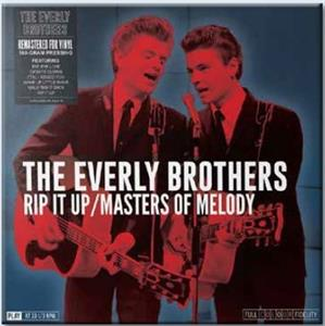 vinyl LP Everly Brothers Rip It Up / Masters of Melody