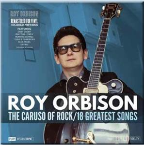vinyl LP ROY ORBISON THE CARUSO OF ROCK / 18 GREATEST SONG