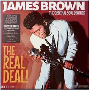 vinyl LP James Brown ‎The Original Soul Brother The Real Deal!