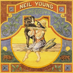 vinyl LP Neil Young Homegrown