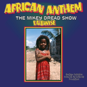 vinyl LP MIKEY DREAD AFRICAN ANTHEM DUBWISE (THE MIKEY DREAD SHOW)