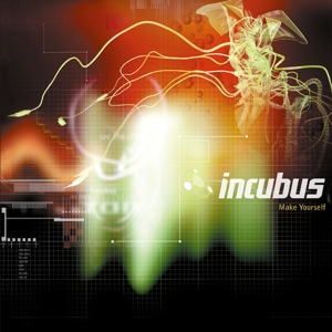 vinyl 2LP INCUBUS MAKE YOURSELF (purple & red marbled vinyl)