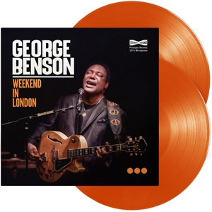 vinyl 2LP GEORGE BENSON Weekend In London
